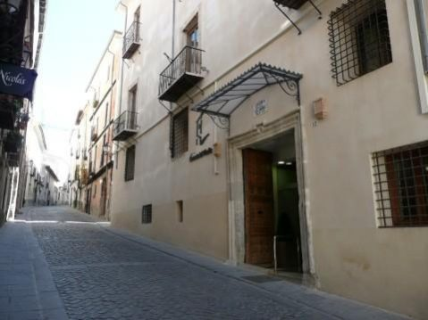 Hotel con encanto en Cuenca: Convento de Giraldo