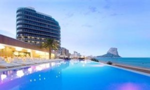 Hoteles con encanto en Calpe