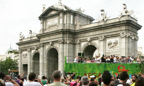 visitar Orgullo Gay Madrid 2012