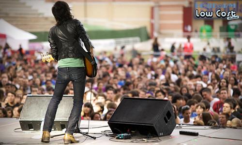 Benidorm acoge el Low Cost Festival con lo mejor del indie rock