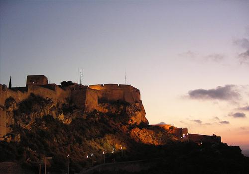 Hoteles en Alicante santa barbara