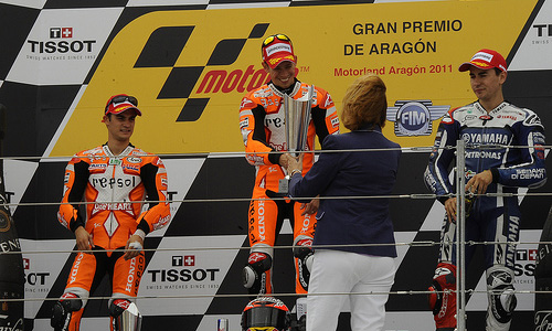 Gran premio Aragon Moto GP