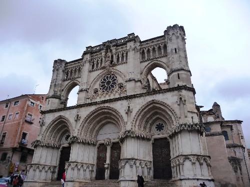 Escapada a Cuenca Catedral