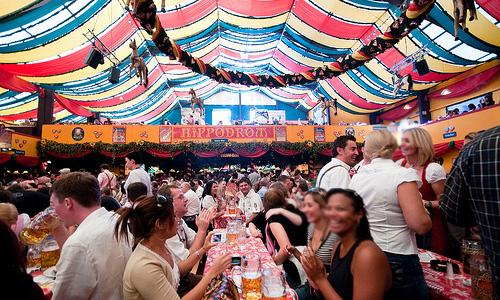 fiesta tradicional alemania: