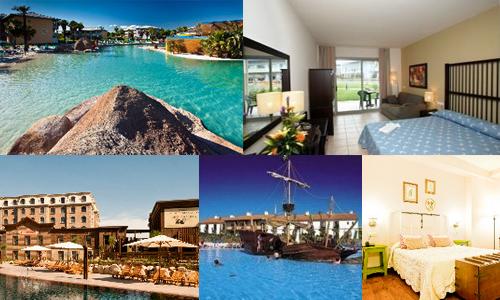 hoteles cerca de port aventura