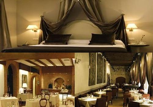 Hoteles baratos en Segovia