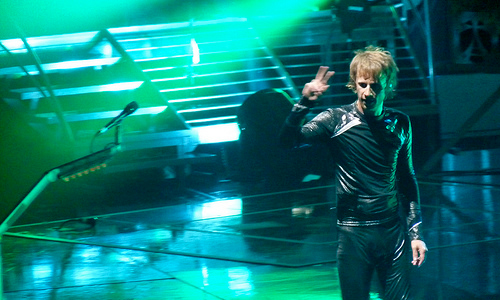 Entradas para el Concierto de Muse en Barcelona 2013
