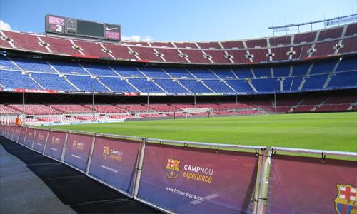 escapada familiar barcelona camp nou
