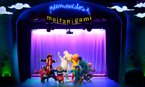 Escapada familiar a Barcelona: Imaginarium el Musical
