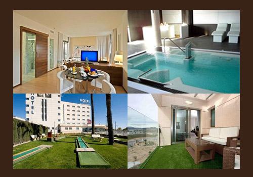 hoteles baratos en Totana
