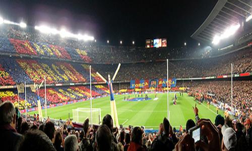 El Mobile World Congress y el Barça – Madrid abarrotan Barcelona