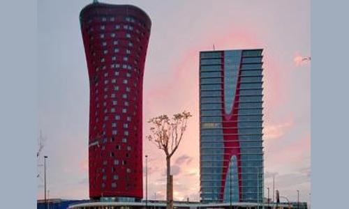 El primer hotel que se abre con el móvil, en Barcelona