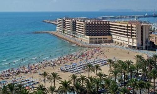 hoteles en alicante playa