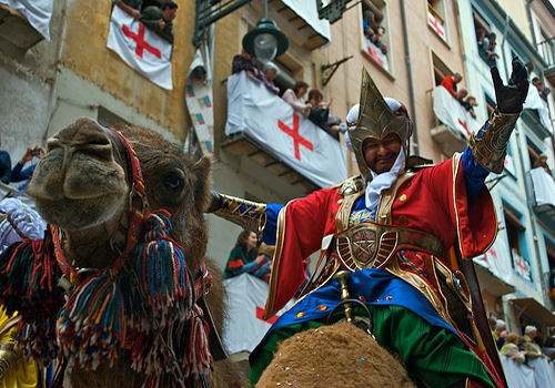 Moros y Cristianos de Alcoy: ¿en qué consiste esta fiesta?