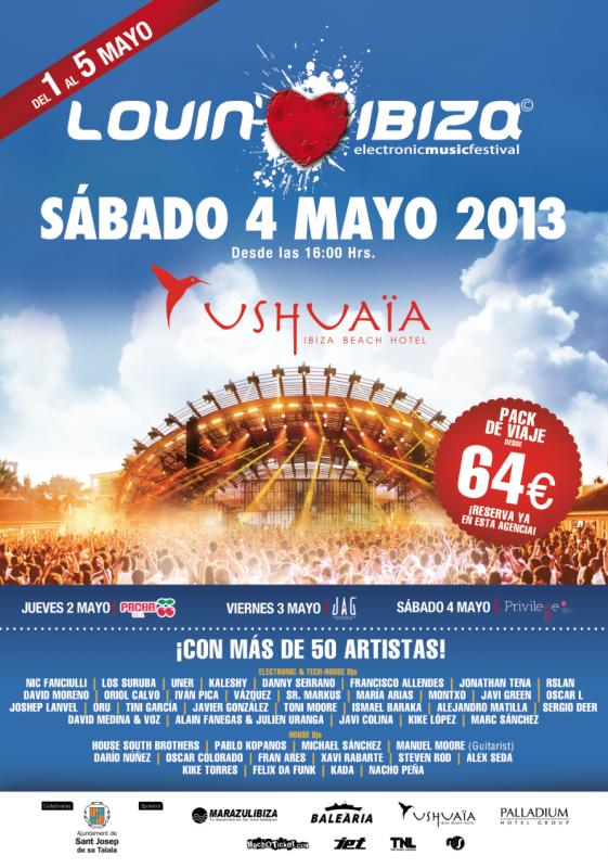 Hoteles en Ibiza lovin Festival