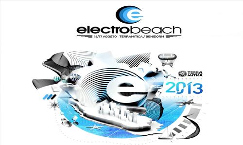 Festival ElectroBeach Benidorm 2013 ofertas
