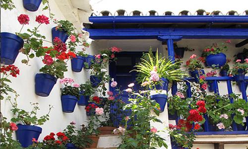Córdoba celebra la fiesta de los patios, Patrimonio de la Humanidad