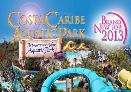 Port Aventura inaugura el nuevo Costa Caribe Aquatic Park