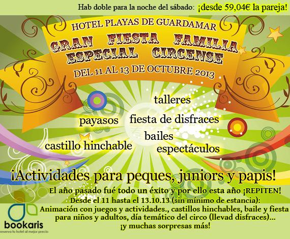 Hotel Todo Incluido en Guardamar (Alicante)