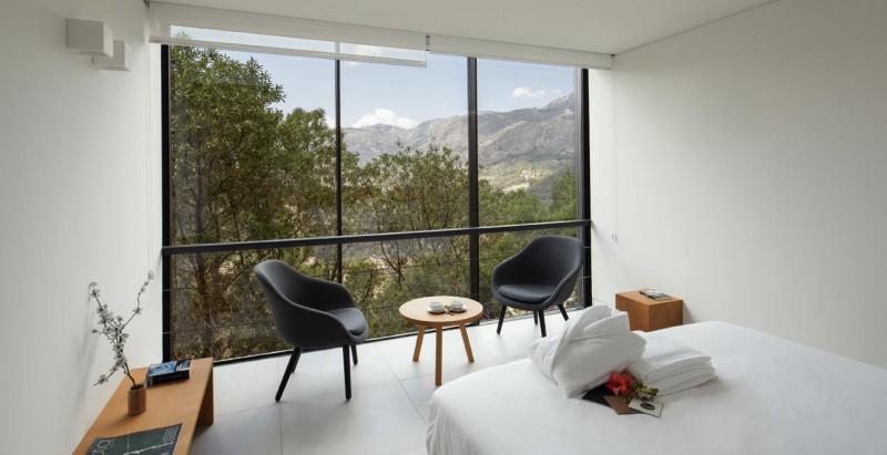 Hotel Vivood, una delicia para una escapada romántica