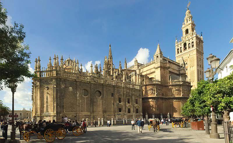5 rincones únicos de Sevilla
