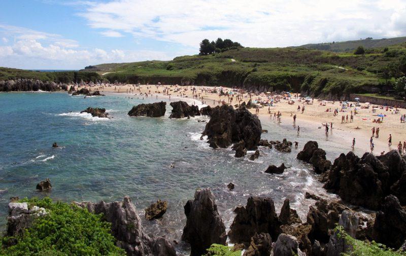 Playas para visitar en invierno en España