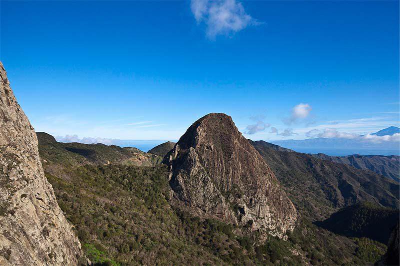 El Parque Nacional de Garajonay