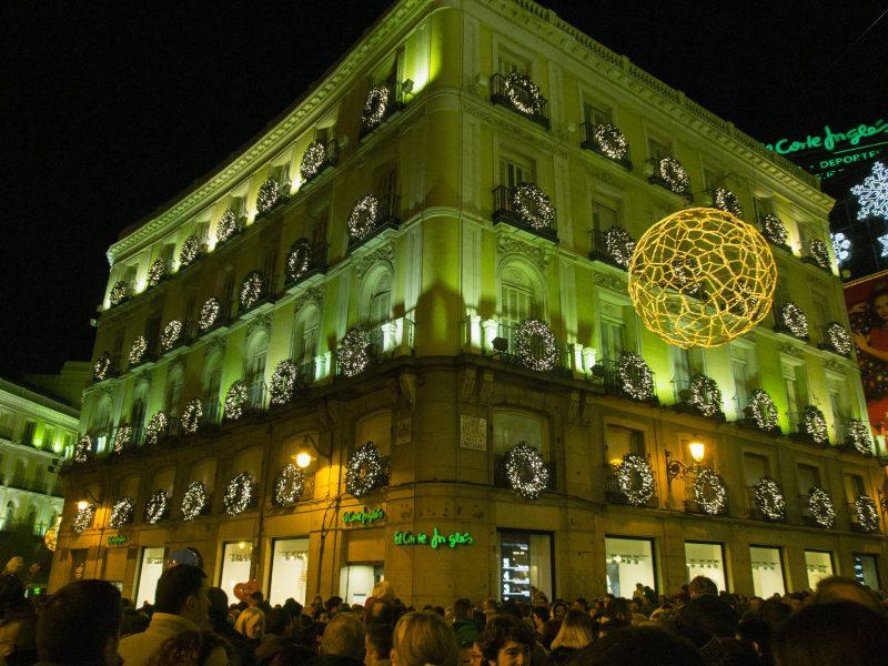 La magia de Madrid en Navidad