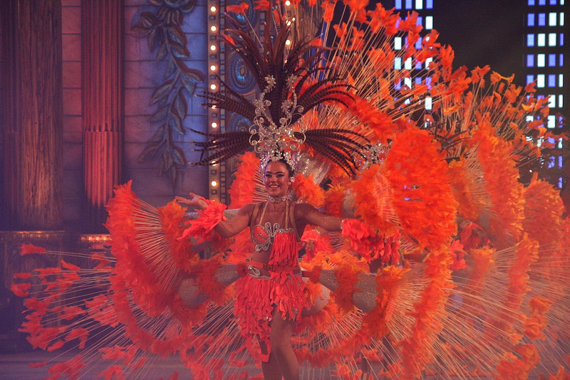 Disfruta de la magia en el Carnaval de Gran Canaria