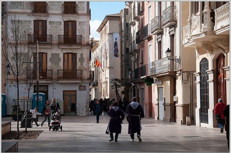 Semana Santa al compás del tambor en el Bajo Aragón
