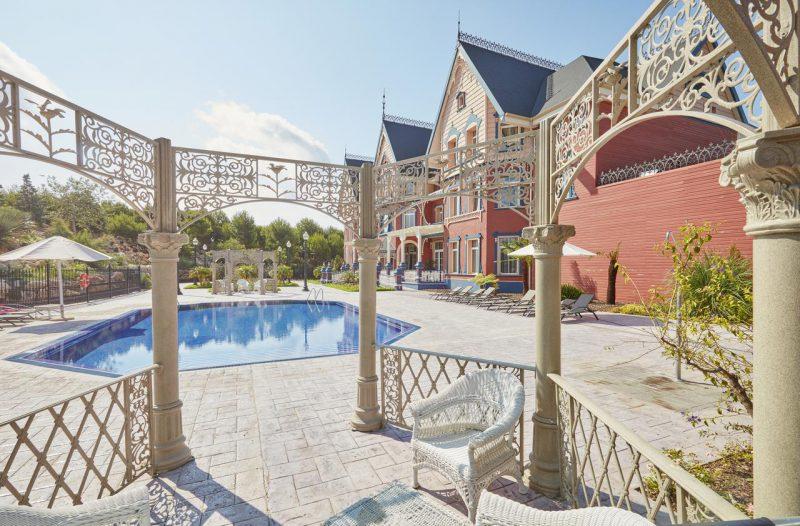 El mejor hotel de Portaventura
