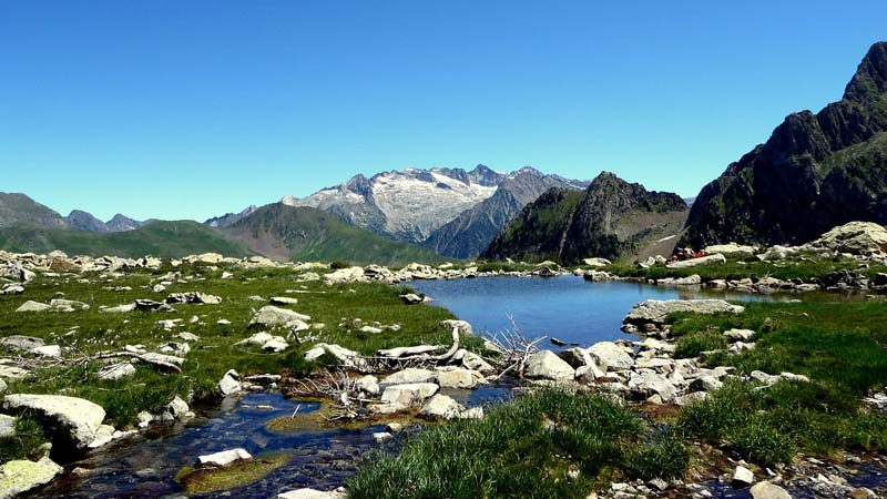 Cinco destinos de montaña para este verano