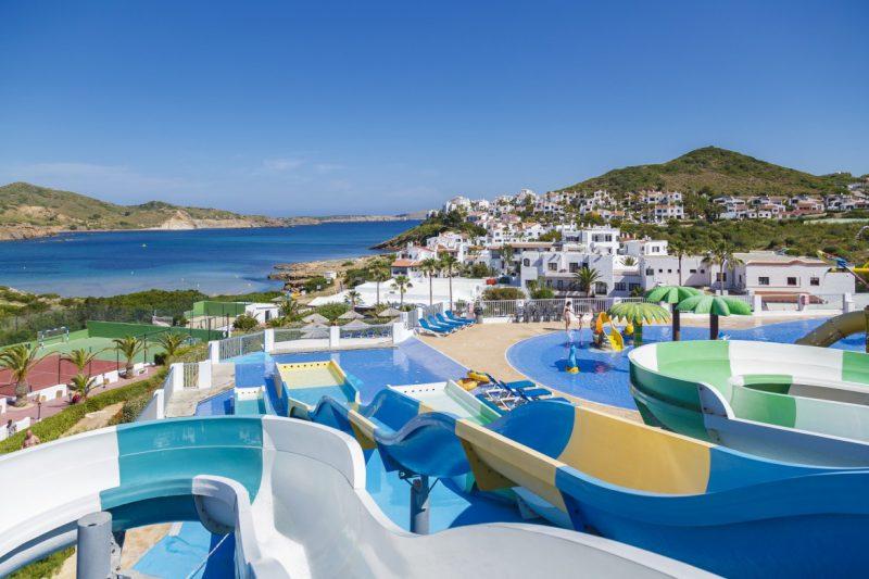 Los mejores hoteles con toboganes blog de hoteles - Toboganes para piscinas baratos ...