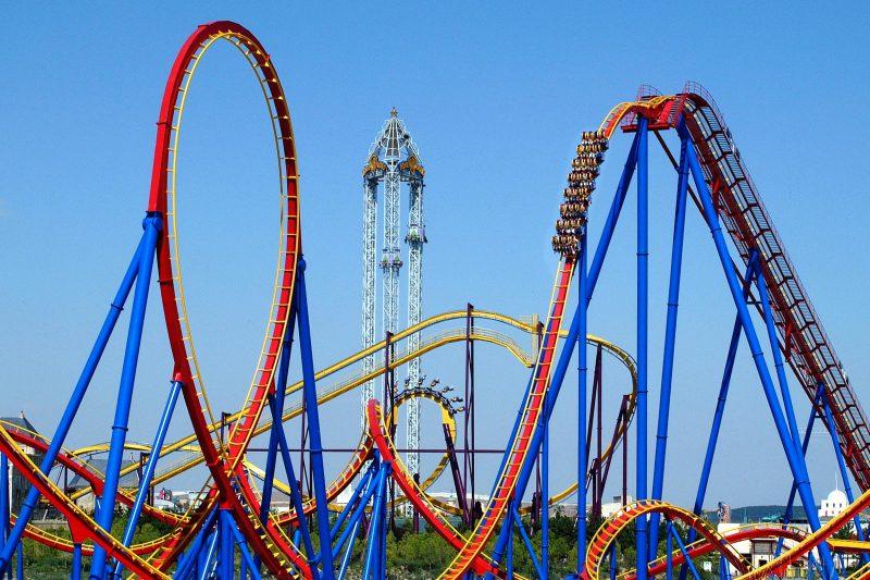 Más de 5 millones de visitantes para el Parque Warner y Portaventura