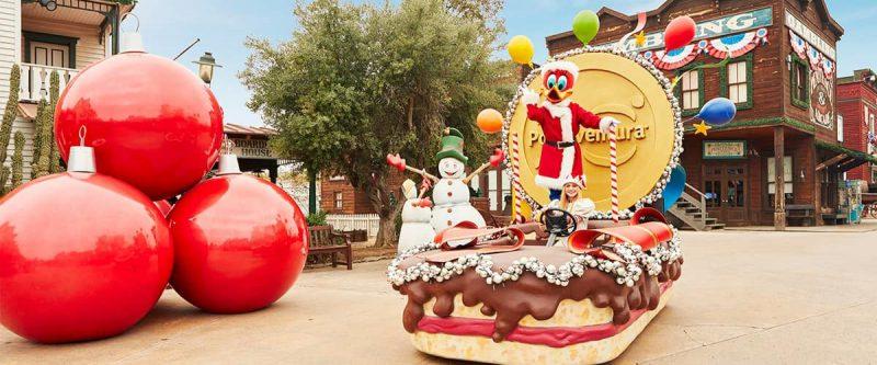 Navidad 2018: Parque Warner y Portaventura