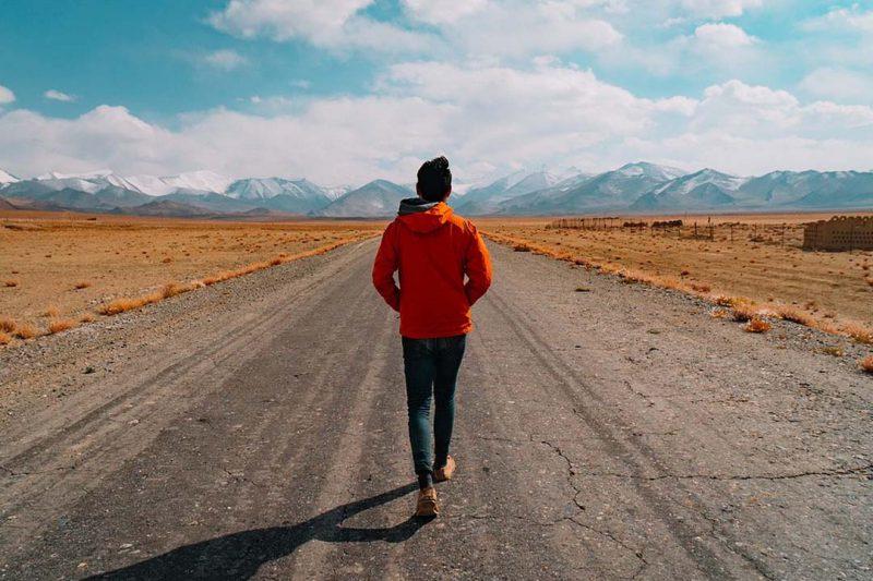 Cinco consejos para viajar solo