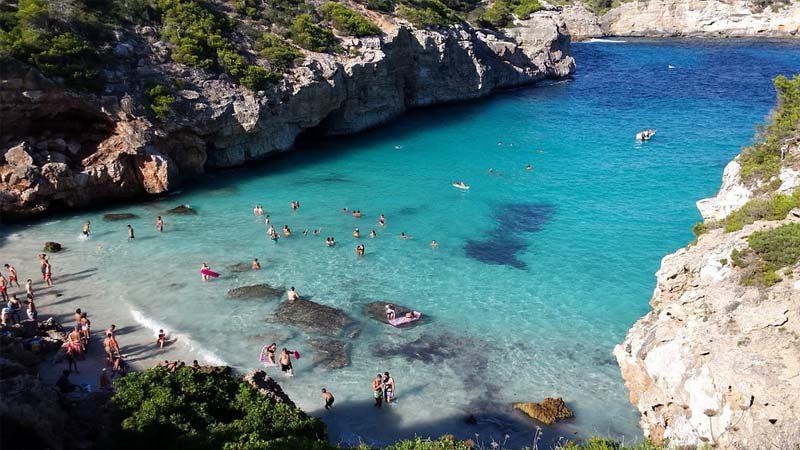 Playas españolas que te harán sentir en el paraíso