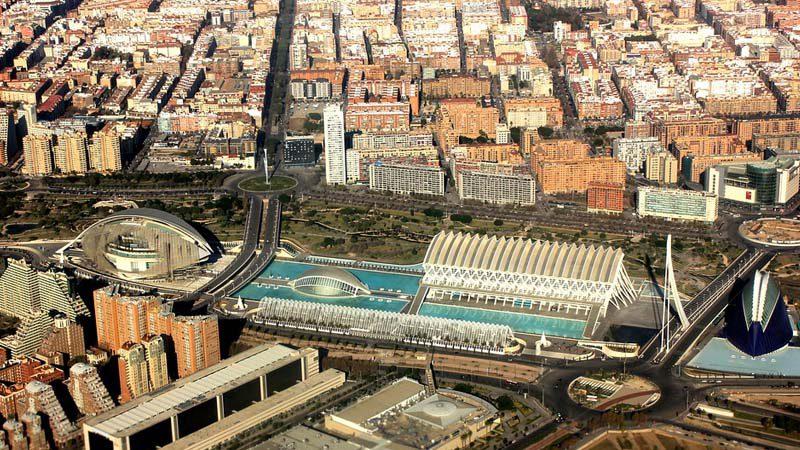 Piérdete por los mejores miradores de Valencia