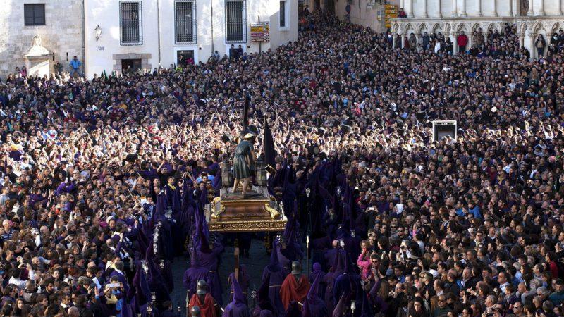 Conoce la Semana Santa conquense: la procesión de las Turbas