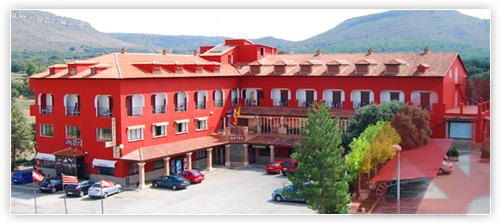 hotel la rueda ii teruel: