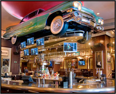 Hotel Escapada Hard Rock Cafe Hotel Abba Garden