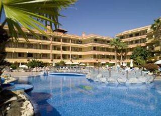Hotel hovima jard n caleta la caleta tenerife for Apartamentos hovima jardin caleta