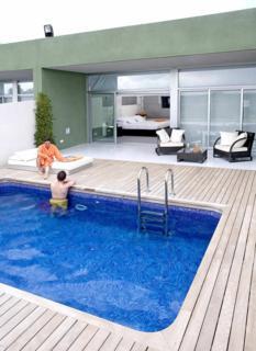 Hotel escapada deluxe suite piscina privada hotel de autor mas de canicatti - Habitacion piscina climatizada privada ...