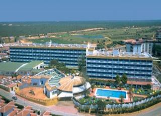 Hotel aparthotel la carabela club matalasca as huelva for Hoteles en huelva capital con piscina