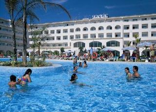 Hotel best hoteles ruleta mojacar vera mojacar almeria for Hoteles en vera almeria