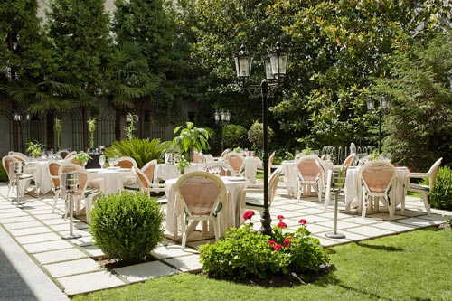 Hotel jardin de recoletos madrid ciudad madrid for Hotel jardin recoletos