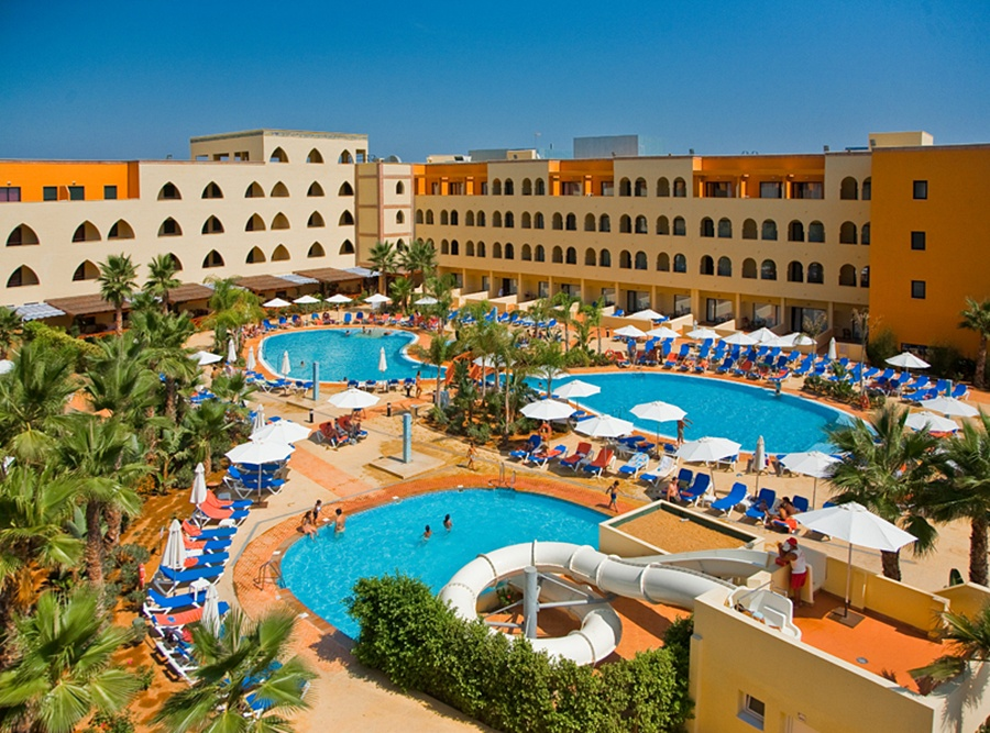 Hotel playamarina spa hotel isla canela ayamonte huelva for Hoteles para familias en la playa