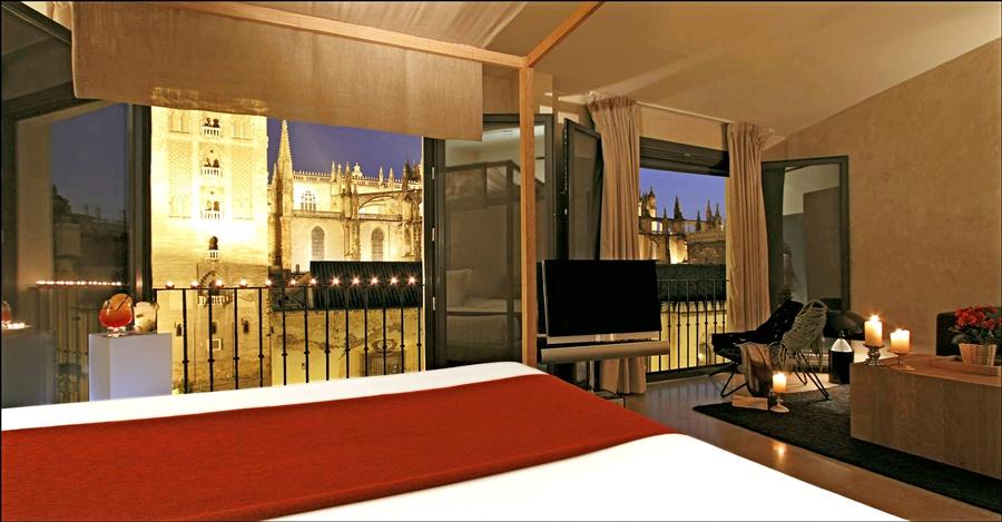 Hotel eme fusion estudios sevilla ciudad sevilla - Spa hotel eme ...