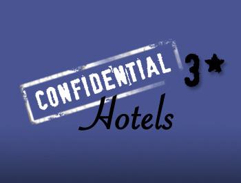 hotel 3* confidential