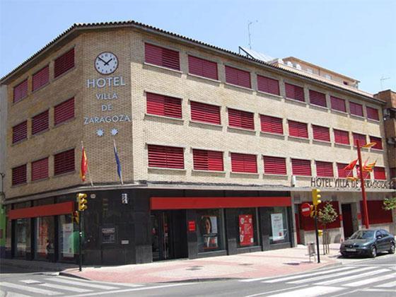 Hotel Campestre Villa Zaragoza